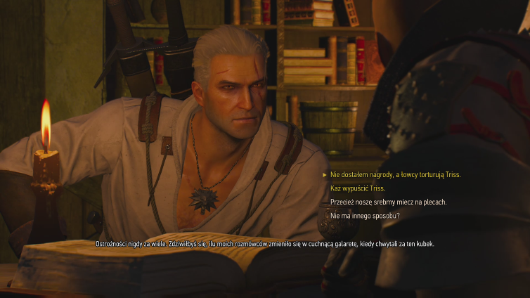 Ema1701 playing The Witcher 3: Wild Hunt - Game of the Year Edition