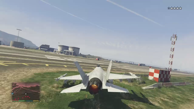 Concetto18 playing Grand Theft Auto V